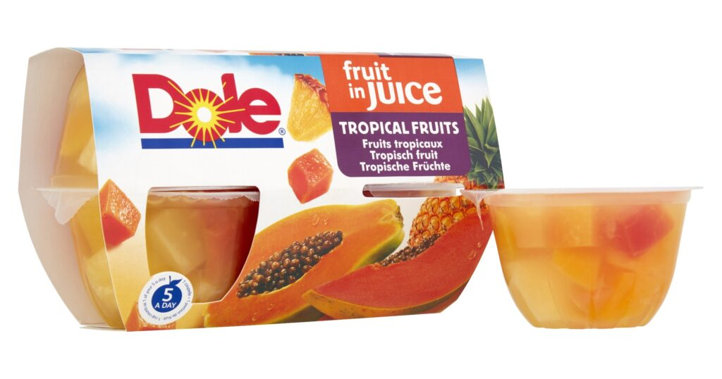 Dole fruits agrologistics