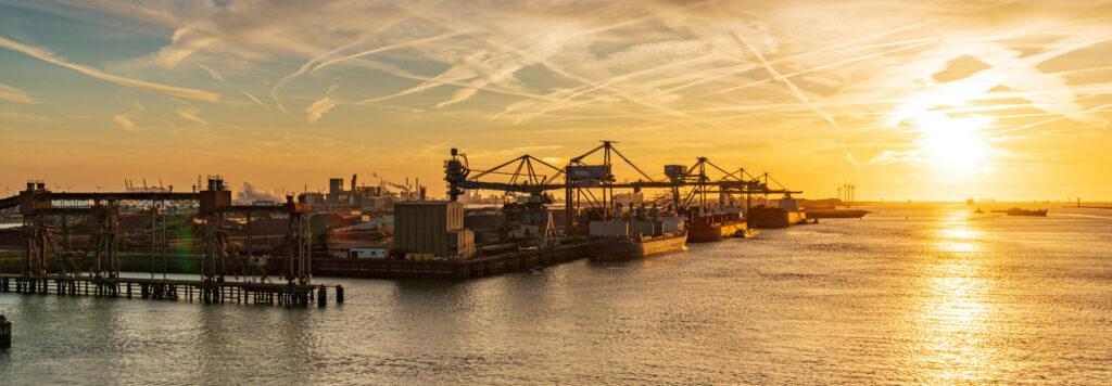 port of Rotterdam agrologistics